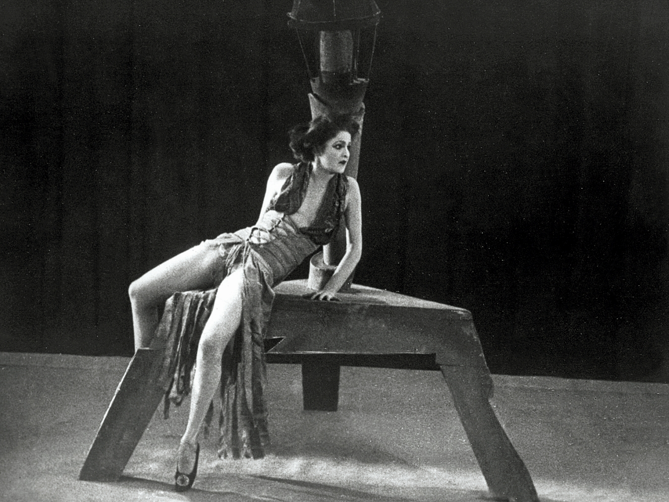 Anita Berber  nackt