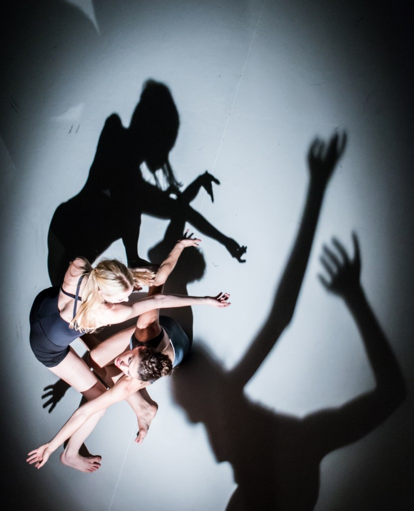 14. C.Richardson and A.Gibson, shadow play, Semperoper Ballet, photo I.Whalen