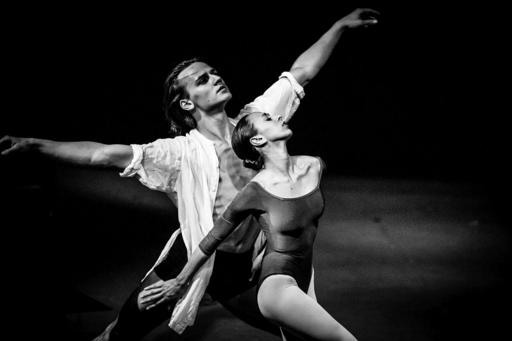 14. E.Gordiyenko and G.Giani, Beethoven by J.Neumeier, National Youth Ballet © S.Ballone