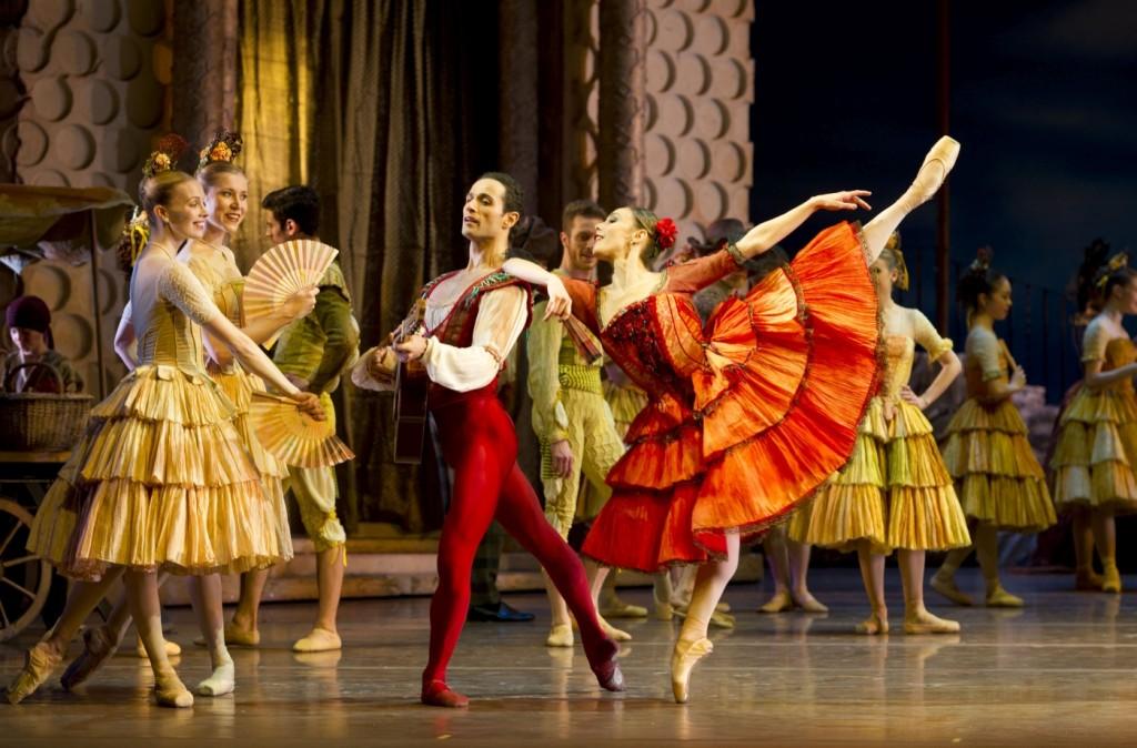 5. Don Quixote, Royal Swedish Ballet, photo H.Nilsson