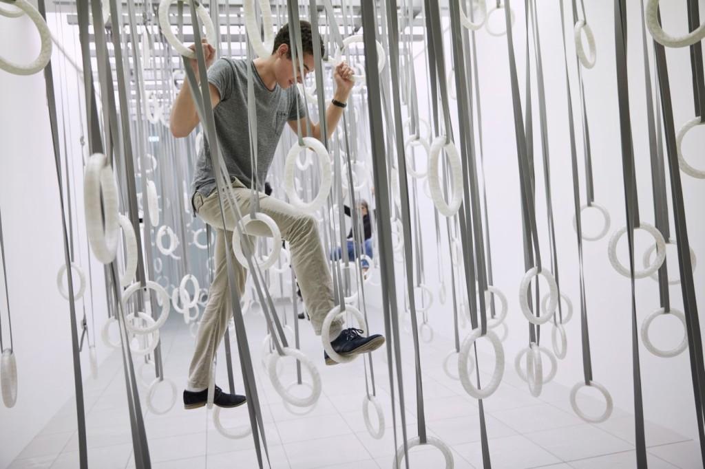"8. W.Forsythe, ""The Fact of Matter"" (2009), MMK Frankfurt"