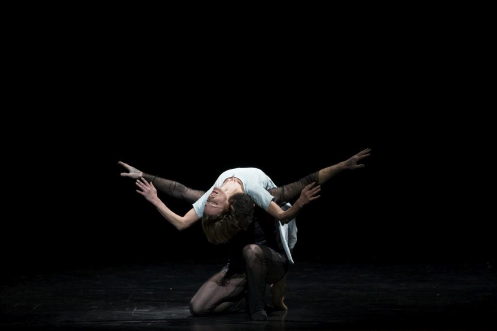 "12. K.Alexi and J.Ollivier, ""Charlotte Salomon: Death and the Painter"" by B.Breiner, photo: C.Radu"