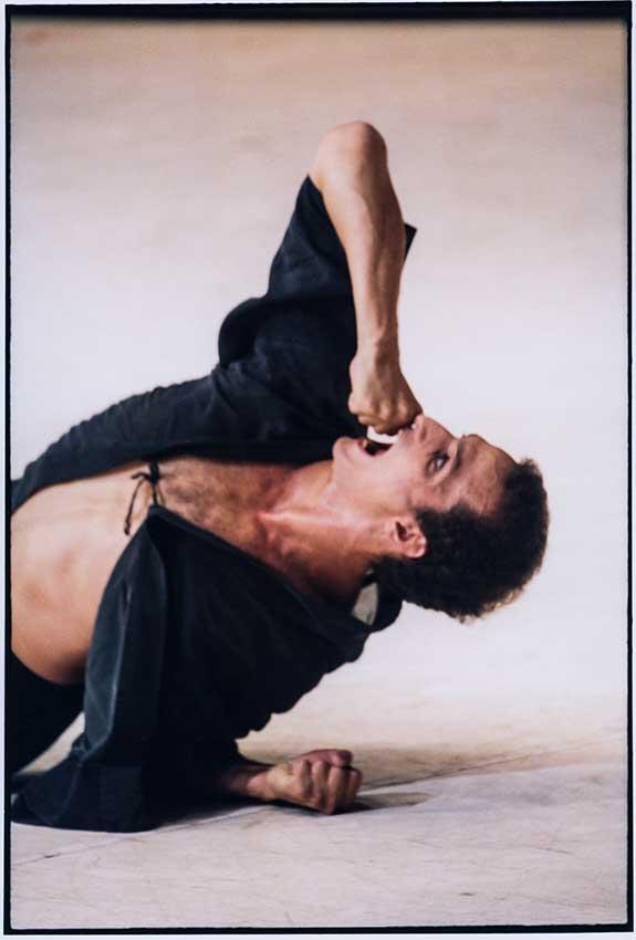 """8. Jiří Bubeníček, """"Nijinsky"""" by J.Neumeier, Hamburg Ballet © H.Badekow"""