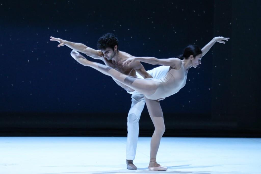 """13. K.Azatyan and A.Ferri, """"Duse"""" by J.Neumeier, Hamburg Ballet © H.Badekow 2015"""