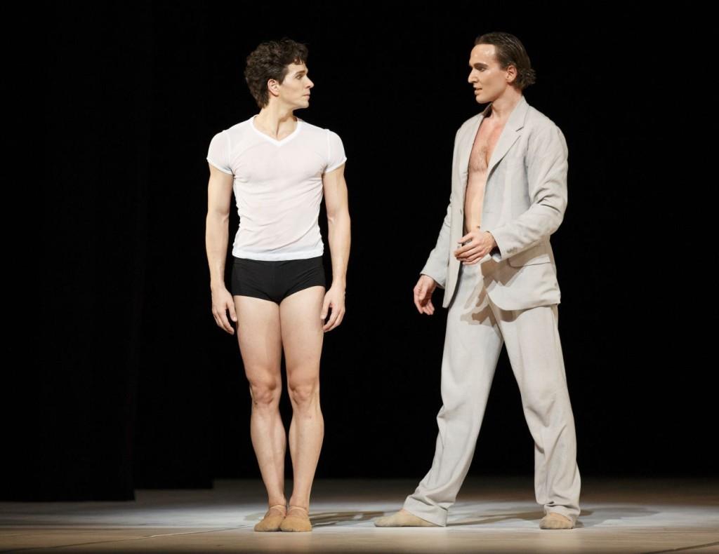 """13. G.Côté and J.Jelinek, """"Nijinsky"""" by J.Neumeier, The National Ballet of Canada © A.Antonijevic"""