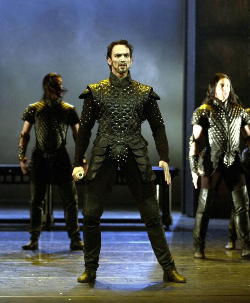 "12. J.Jelinek and ensemble, ""Edvard II"" by D.Bintley, Stuttgart Ballet © B.Weisbrod"