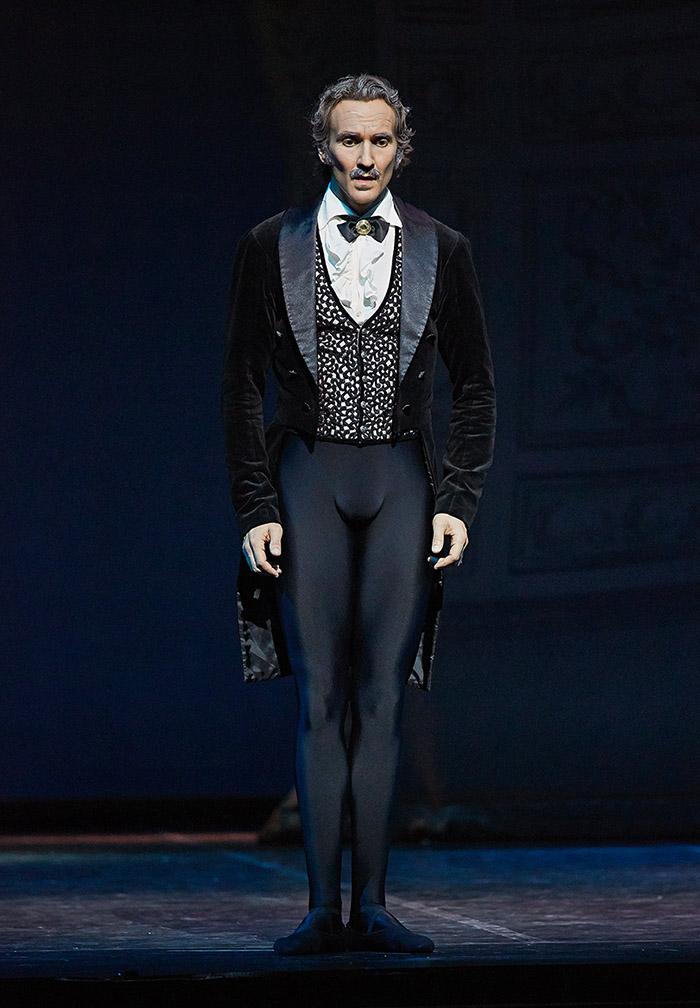 """16. J.Jelinek, """"Onegin"""" by J.Cranko, West Australian Ballet © S.Pevnev"""