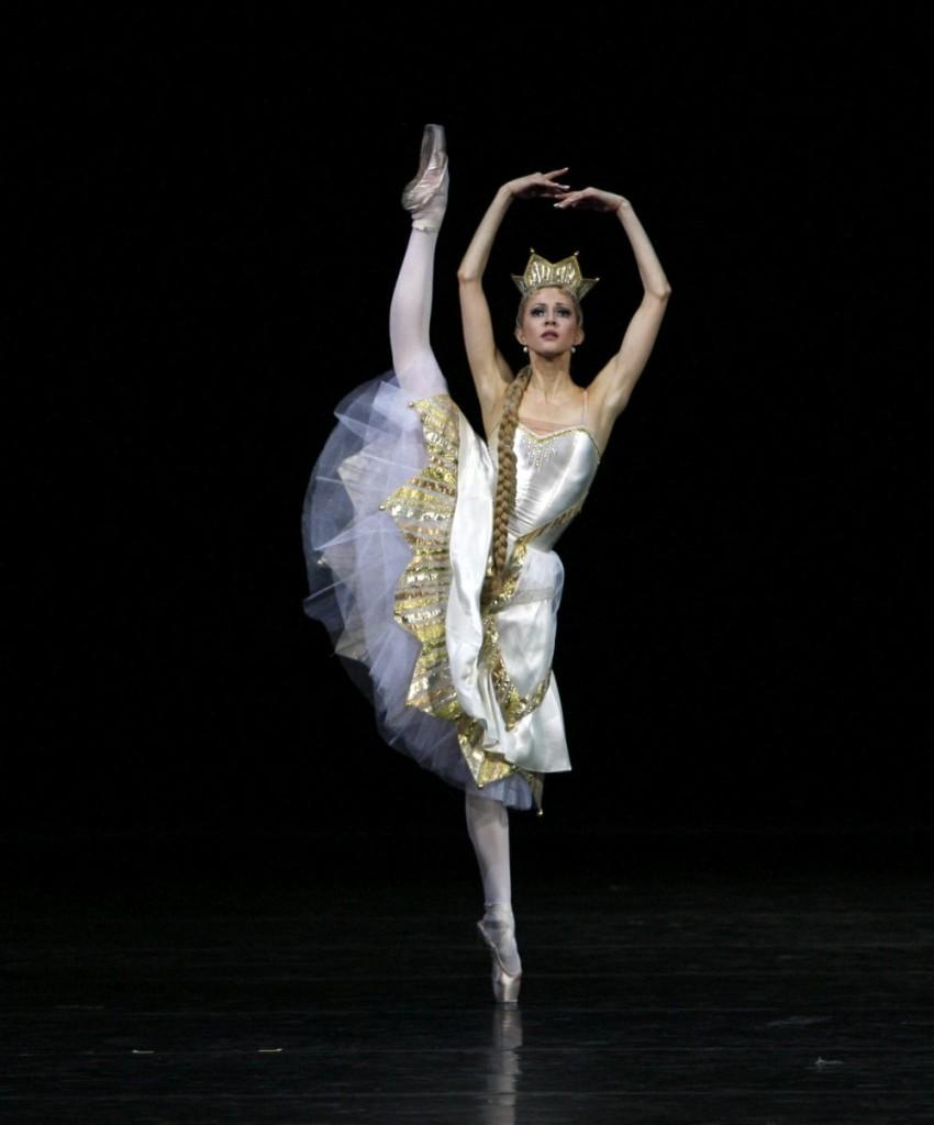 "2. A.Somova, ""The Little Humpbacked Horse"" by A.Ratmansky, Maryinsky Ballet © N.Razina"