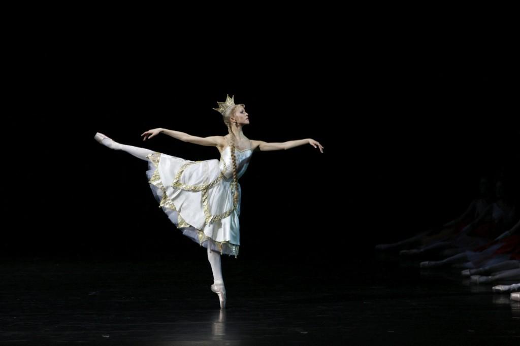 "3. A.Somova, ""The Little Humpbacked Horse"" by A.Ratmansky, Maryinsky Ballet © N.Razina"