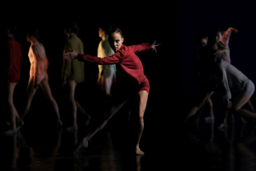 "3. S.Buisson and ensemble, ""Fatal"" by R.Lopes Graça, Ballet de l'Opéra national du Rhin"