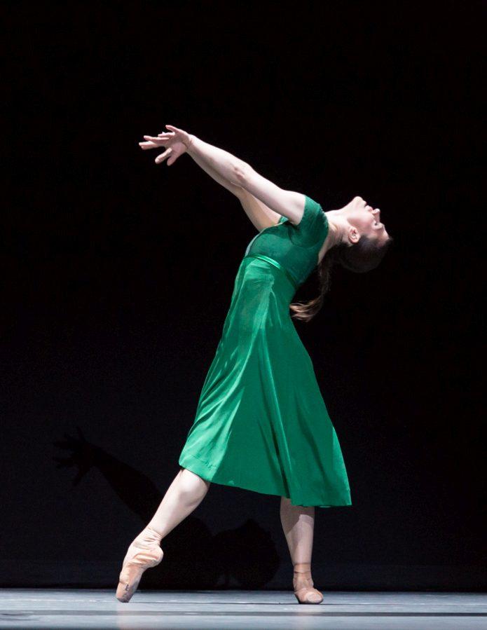 """4. C.Richardson, """"Tristan + Isolde"""" by D.Dawson, Semperoper Ballet Dresden © I.Whalen"""