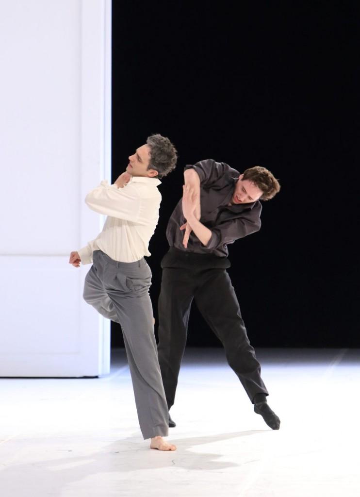 """6. M.Urban and L.Engel, """"Für die Kinder von gestern, heute und morgen"""" by P.Bausch, Bavarian State Ballet © W.Hösl 2016"""