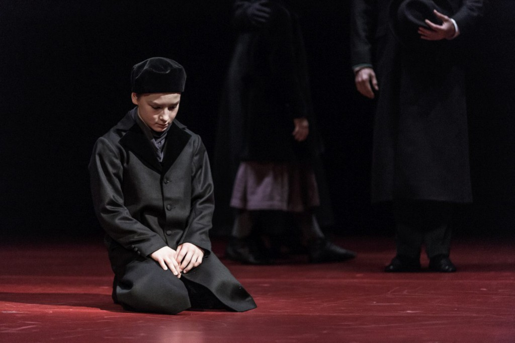 """1. S.Pestotnik Stres, """"Doctor Zhivago"""" by J.Bubeníček, SNG Opera in Balet Ljubljana © D.Štravs Tisu 2016"""