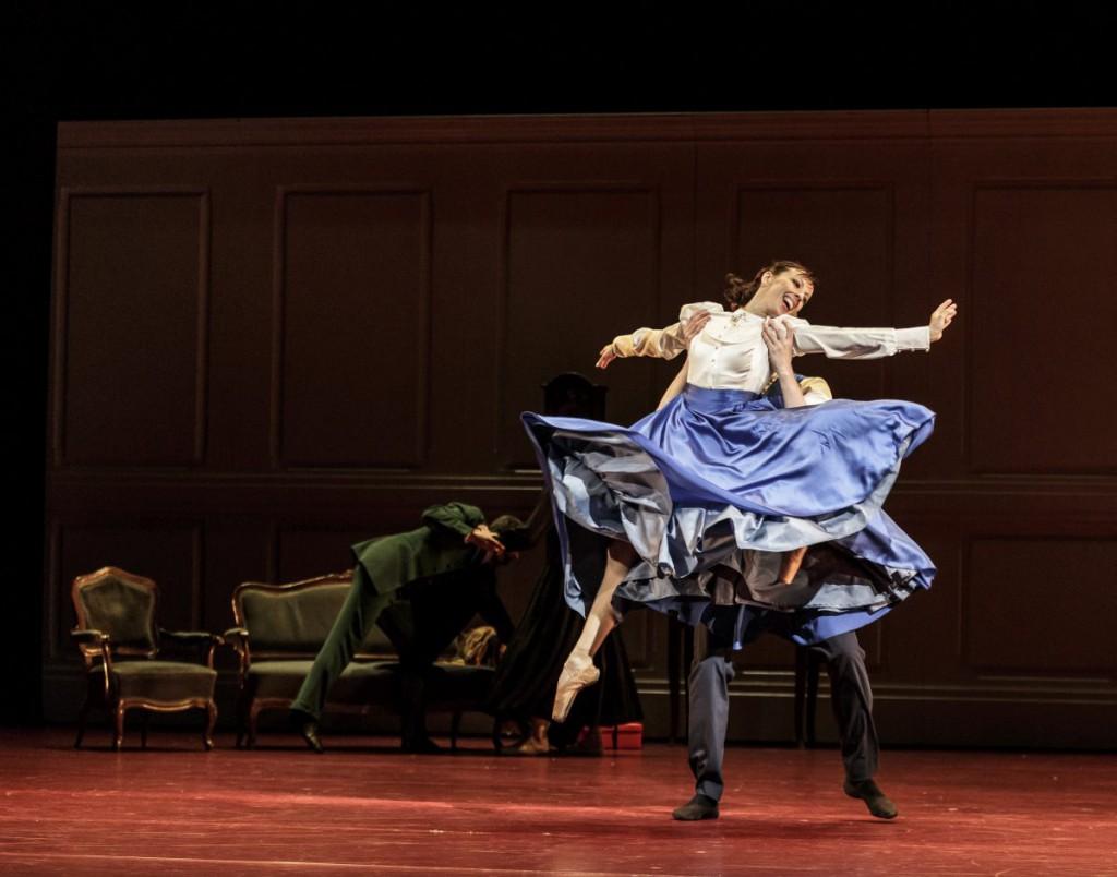 "4. I.A.Ermalai, R.Pollacchi and L.Zuschlage, ""Doctor Zhivago"" by J.Bubeníček, SNG Opera in Balet Ljubljana © D.Štravs Tisu 2016"