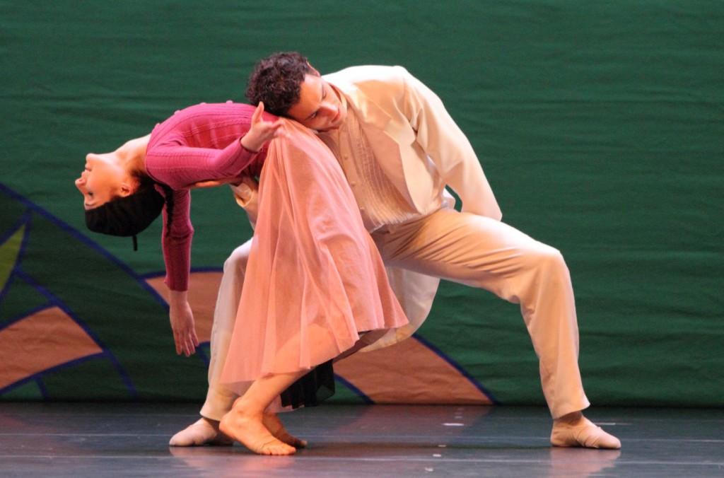 "16. G.Özgür and M.Urban, ""Giselle"" by M.Ek, Bavarian State Ballet © W.Hösl"