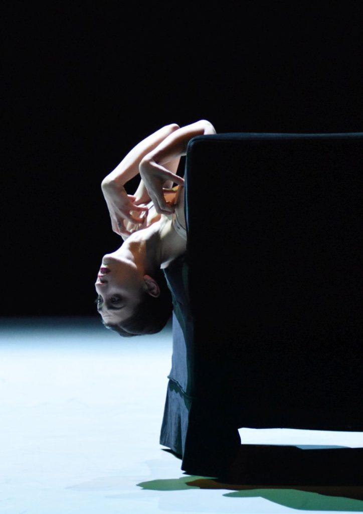 """9. F.Ciaffoni, """"Nijinski"""" by M.Goecke, Gauthier Dance © R.Brocke 2016"""
