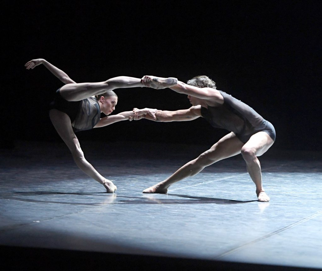 "10. A.Osadcenko and J.Reilly, ""In Short"" by I.Galili,""Stuttgart Ballet Gala"" © Stuttgart Ballet 2016"