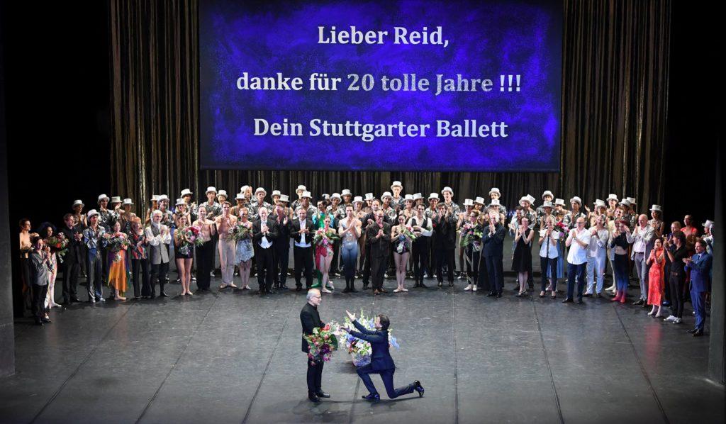 "13. R.Anderson, T.Detrich, ensemble and guests, ""Stuttgart Ballet Gala"" © Stuttgart Ballet 2016"