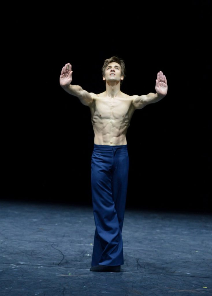 "5. F.Vogel, ""Orlando"" by M.Goecke, Stuttgart Ballet © Stuttgart Ballet 2016"