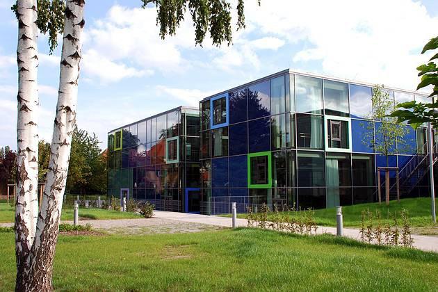 4. Palucca University Dresden, new building © K.Hirsch