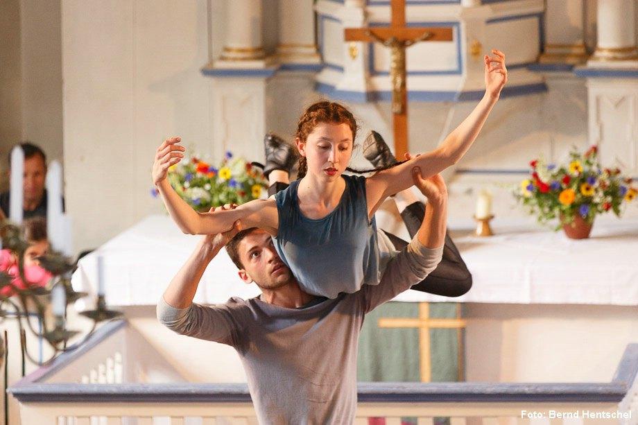 9. J.Kemalides and C.Rüth, Dance Weeks Hiddensee/Sylt 2016, Palucca University Dresden © B.Hentschel