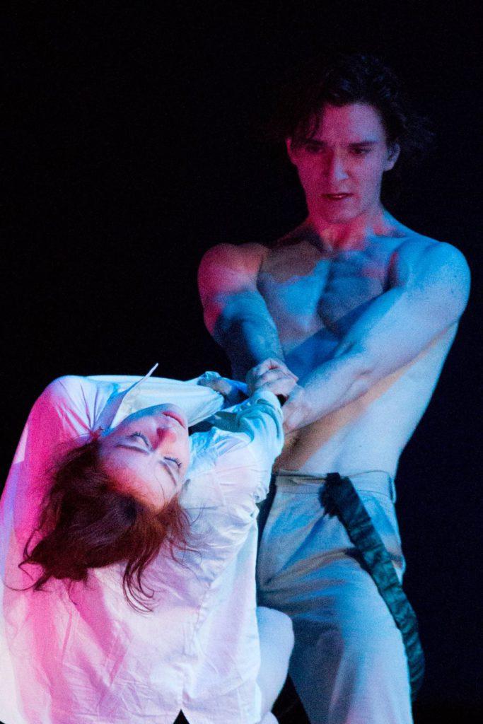 "5. E.Krysanova and V.Lantratov, ""The Taming of the Shrew"" by J.-C.Maillot, Bolshoi Ballet © M.Logvinov/Bolshoi Theatre"