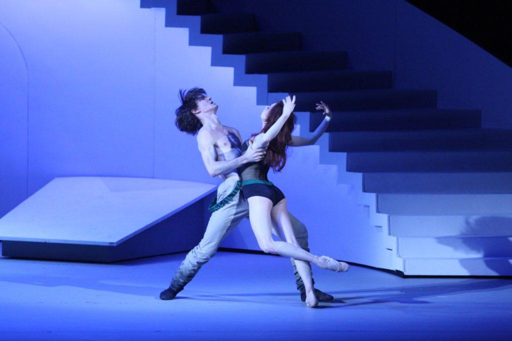 "6. V.Lantratov and E.Krysanova, ""The Taming of the Shrew"" by J.-C.Maillot, Bolshoi Ballet © E.Fetisova/Bolshoi Theatre"