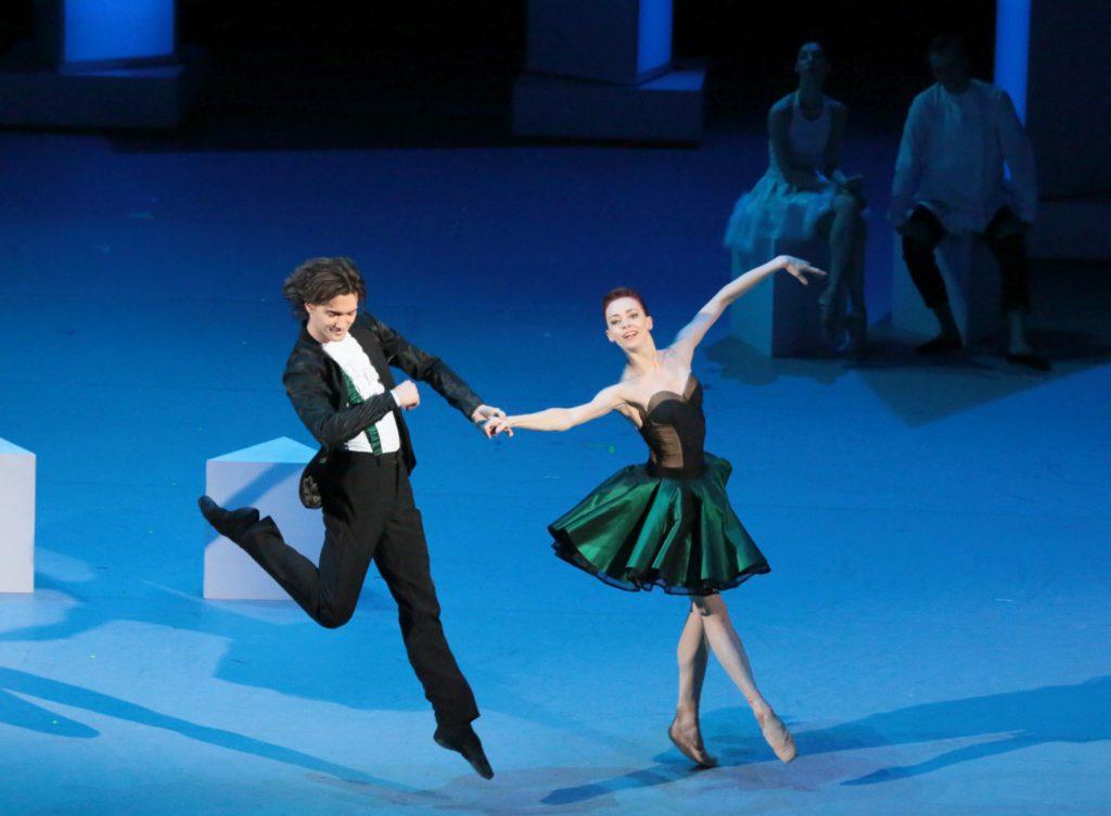 "8. V.Lantratov and E.Krysanova, ""The Taming of the Shrew"" by J.-C.Maillot, Bolshoi Ballet © D.Yusupov"