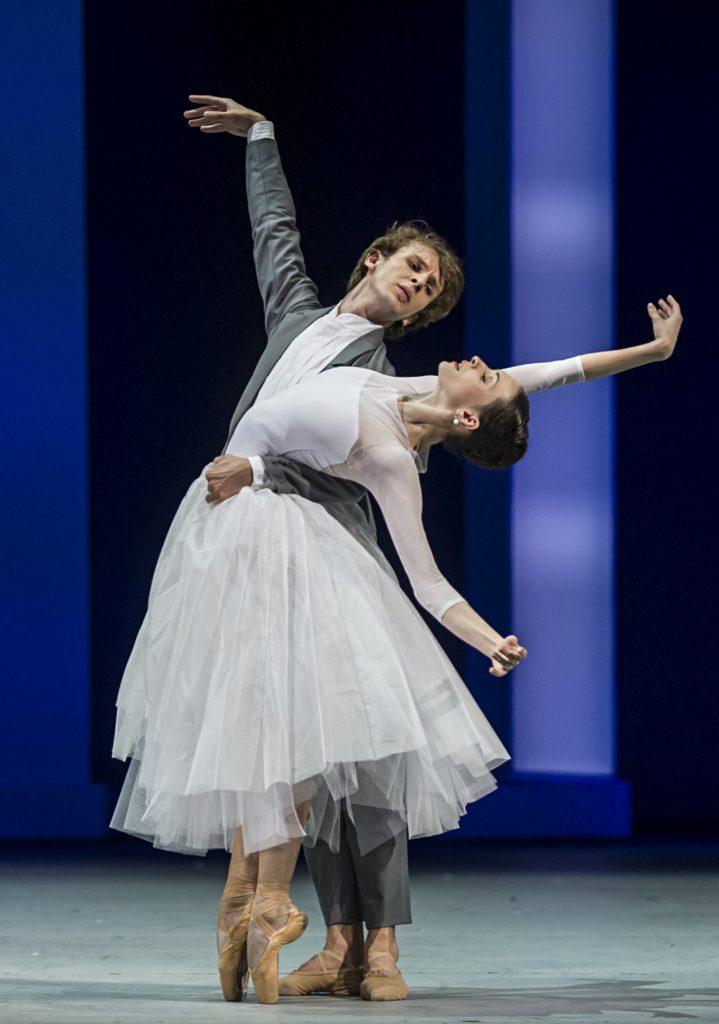 "4. O.Smirnova and S.Chudin, ""The Taming of the Shrew"" by J.-C.Maillot, Bolshoi Ballet © A.Blangero"