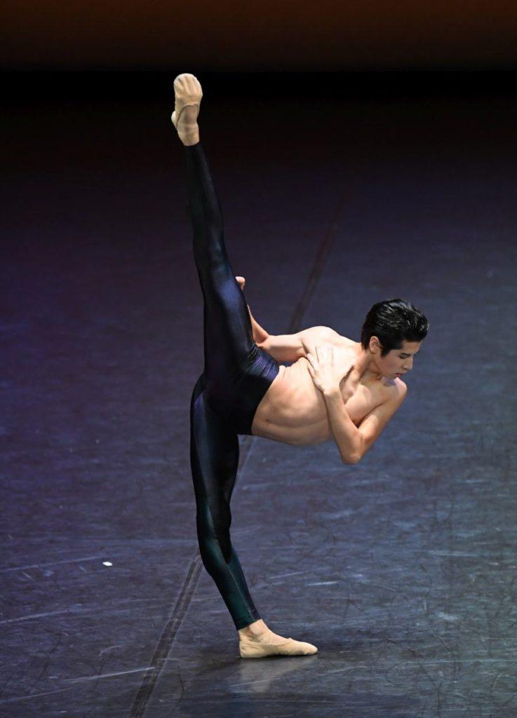 "9. R.Ferlito, ""The Four Seasons"": ""Autumn"" by F.Adorisio © Stuttgart Ballet 2016"