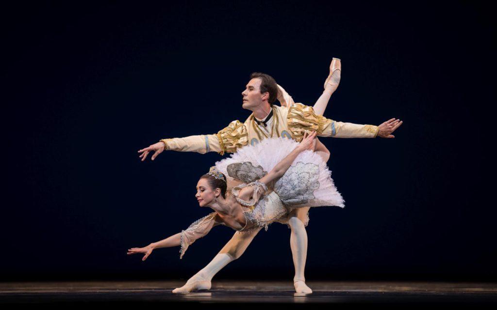 "10. A.Ol and J.Varga, ""The Sleeping Beauty"" by M.Petipa, Dutch National Ballet © A.Kaftira 2016"