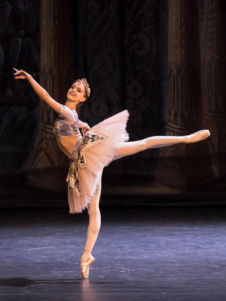 """2. A.Fiocchi, """"Le Corsaire"""" by M.Legris after M.Petipa et al. © Vienna State Ballet / A.Taylor 2016"""
