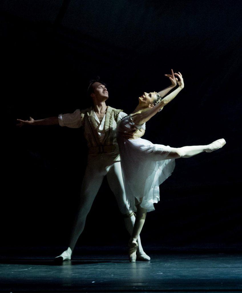 """6. R.Gabdullin and L.Konovalova, """"Le Corsaire"""" by M.Legris after M.Petipa et al. © Vienna State Ballet / A.Taylor 2016"""