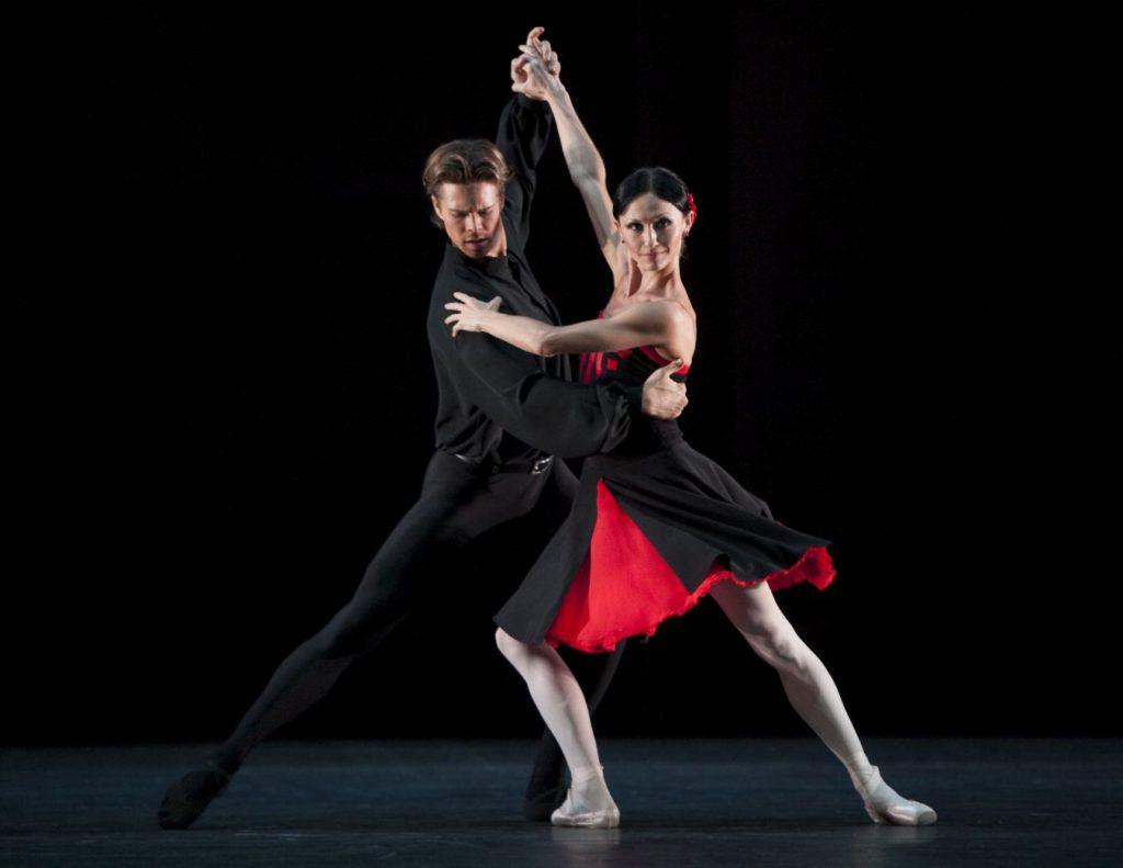 "61. M.Golding and A.Tsygankova, ""5 Tangos"" by H.van Manen, Dutch National Ballet © A.Sterling"