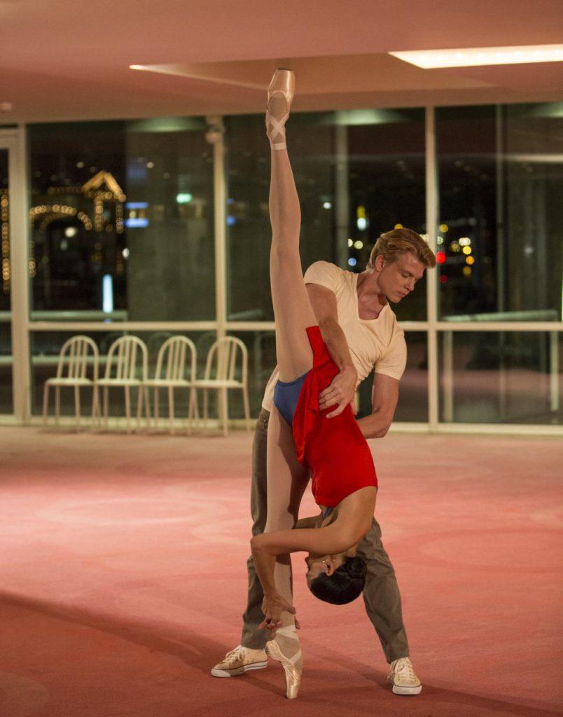 """26. I.de Jongh and M.Rademaker, """"Live"""" by H.van Manen, Dutch National Ballet © A.Kaftira"""