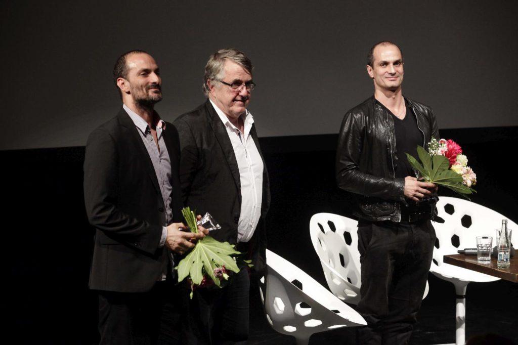 """4. J.Bubeníček, J.Bouček and O.Bubeníček, """"Tribute to Otto and Jiří Bubeníček"""", International Television Festival Golden Prague © Czech Television 2016"""