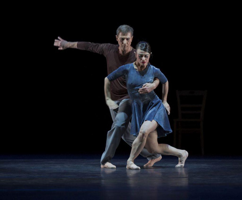 """36. M.Schläpfer and M.do Amaral, """"Alltag"""" by H.van Manen, Ballett am Rhein © G.Weigelt"""