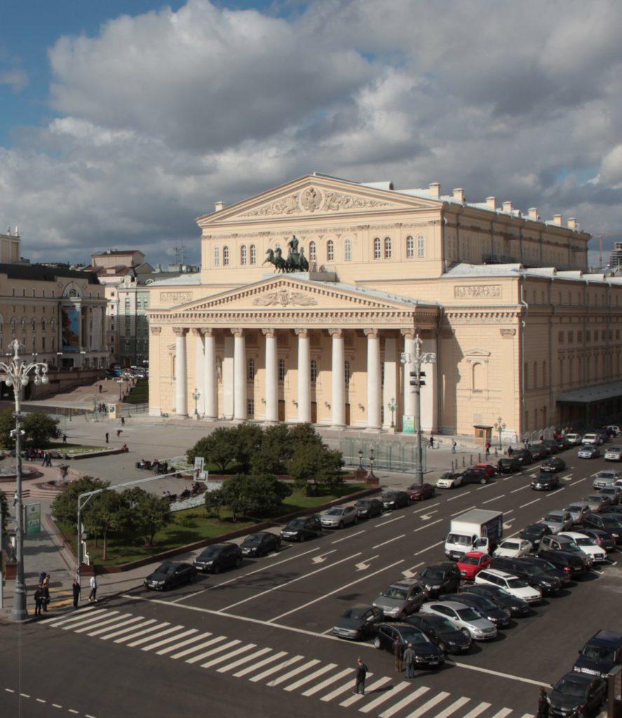 Bolshoi Theatre © Damir Yusupov