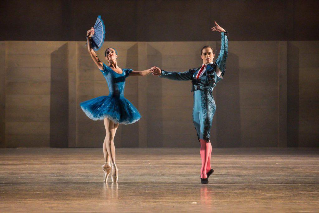 """6. S.Gileva and I.Simon, """"Don Quixote"""" by A.S.Watkin, Semperoper Ballet © S.Ballone 2016"""