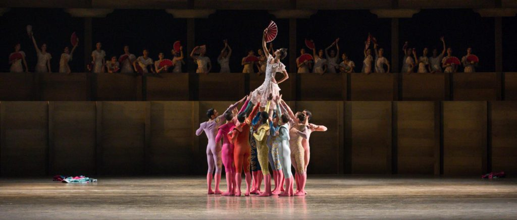 "3. S.Gileva and ensemble, ""Don Quixote"" by A.S.Watkin, Semperoper Ballet © S.Ballone 2016"