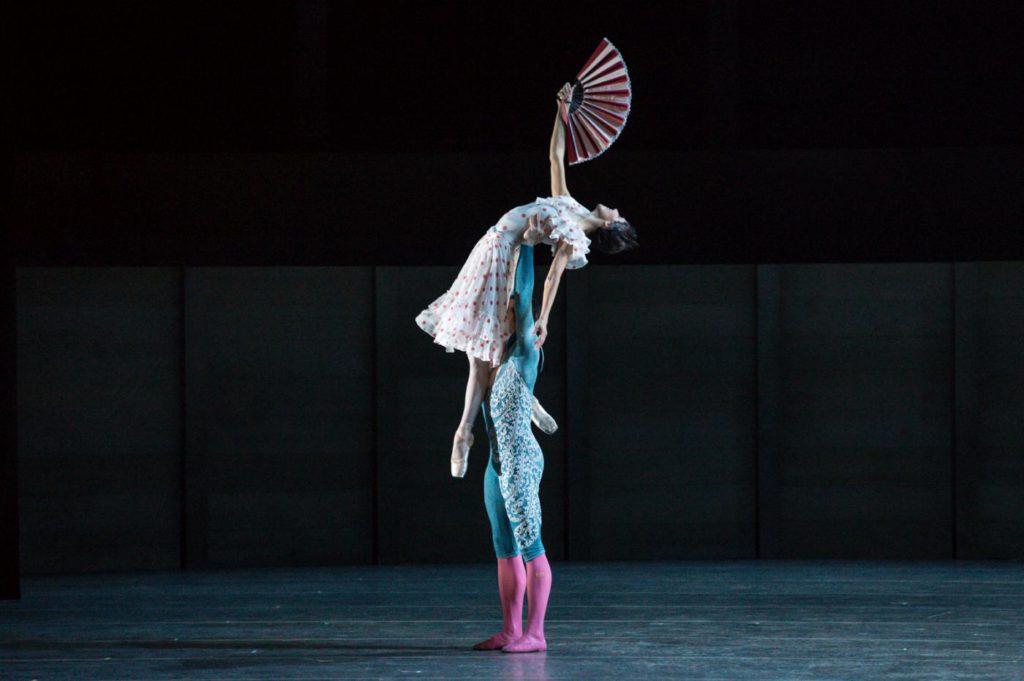 """5. S.Gileva and I.Simon, """"Don Quixote"""" by A.S.Watkin, Semperoper Ballet © S.Ballone 2016"""
