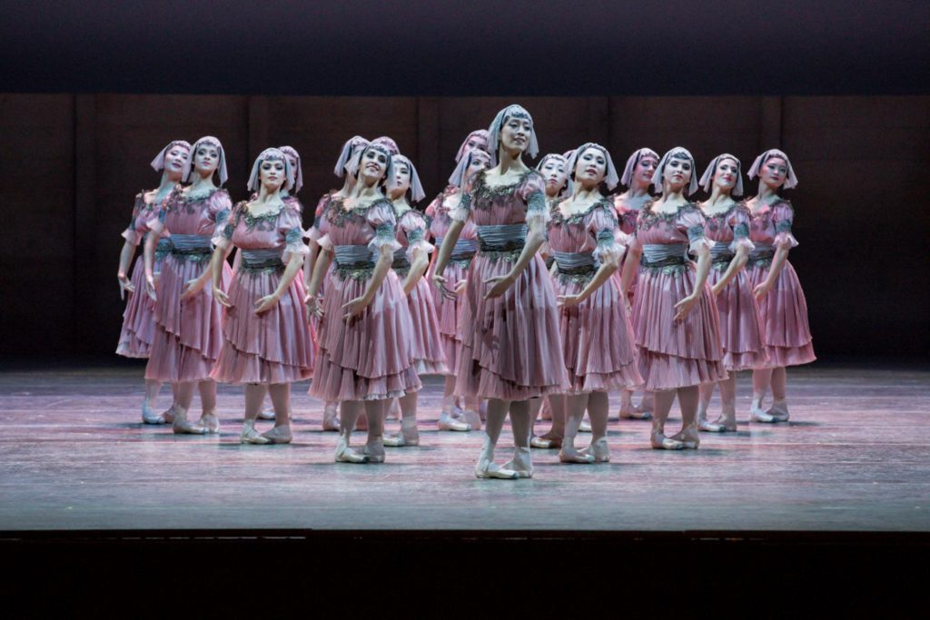 "12. S.Lee and ensemble, ""Don Quixote"" by A.S.Watkin, Semperoper Ballet © S.Ballone 2016"