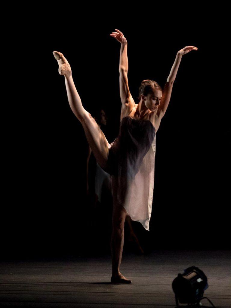 "4. N.Poláková, ""Murmuration"" by E.Liang © Vienna State Ballet / A.Taylor 2016"