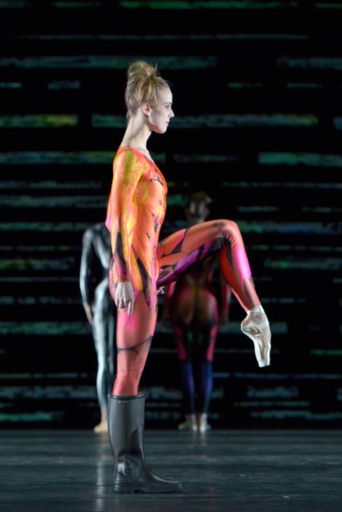 """7. Katja Wünsche, """"Forellenquintett"""": """"Forellenquintett"""" by Martin Schläpfer, Ballet Zurich 2014"""