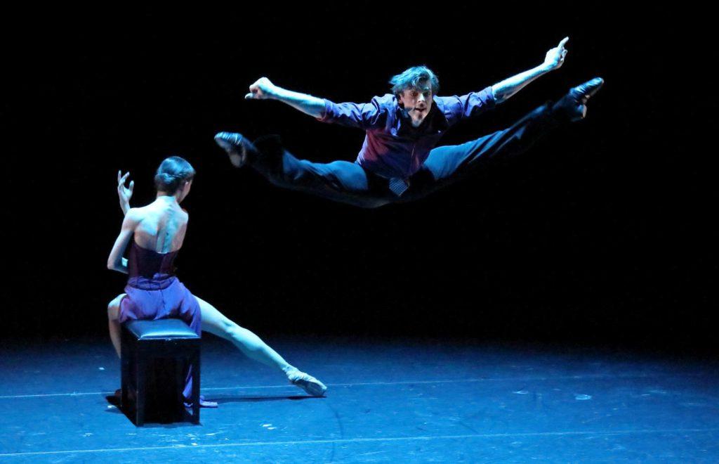"""1. M.Shirinkina and V.Shklyarov, """"Parting"""" by Y.Smekalov, Bavarian State Ballet © W.Hösl 2017"""