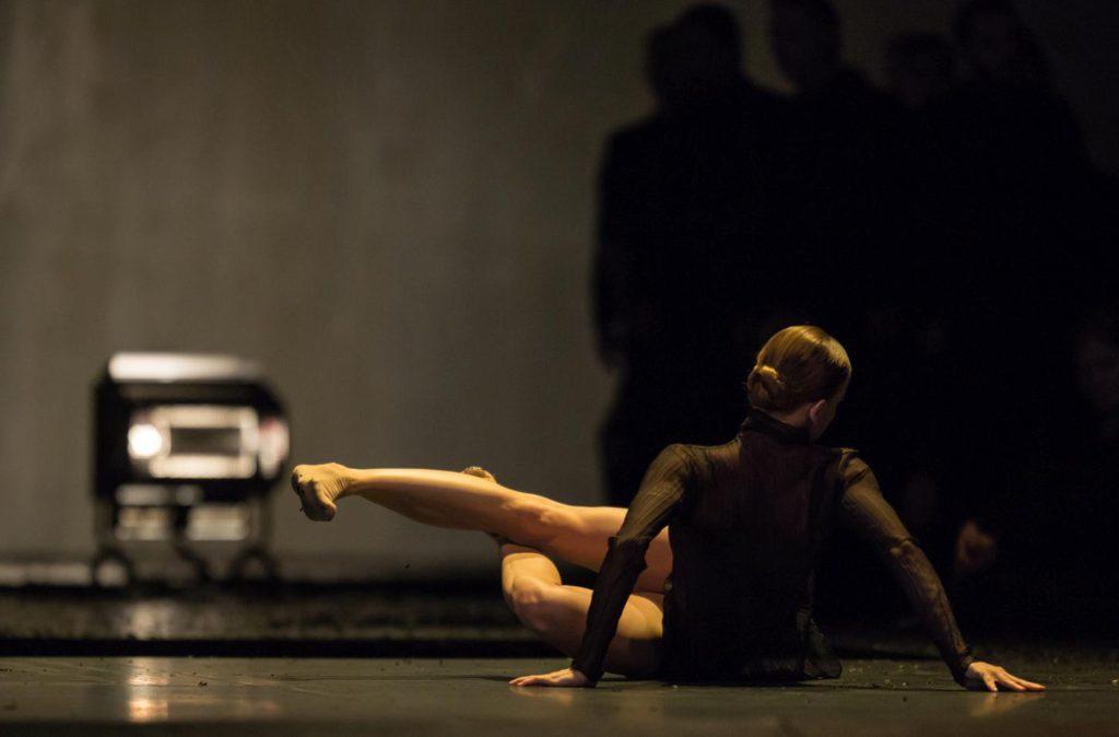 """10. K.Wünsche, """"Messa da Requiem"""" by C.Spuck, Ballet Zurich © G.Batardon 2017"""