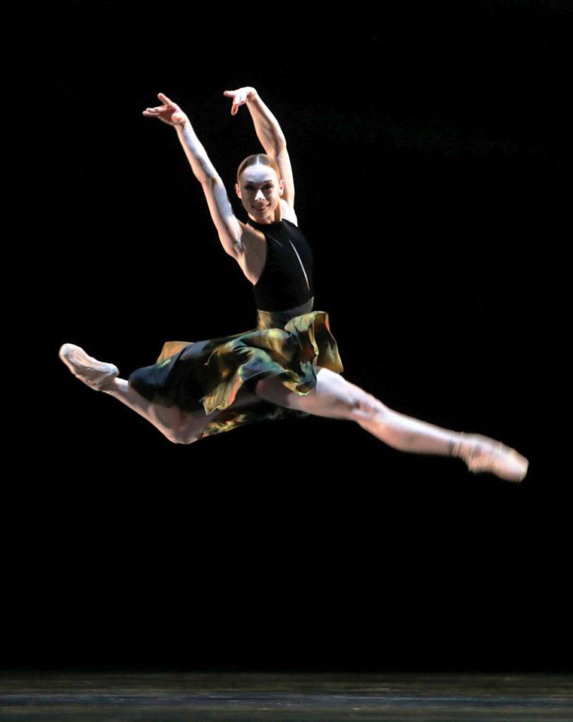 """9. V.Tsyganova, """"Souvenir d'un lieu cher"""" by A.Ratmansky, Dutch National Ballet 2017 © H.Gerritsen"""