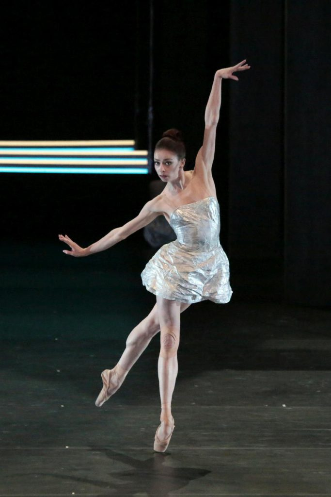 "3. E.Krysanova, ""Ondine"" by V.Samodurov, Bolshoi Ballet 2017 © Bolshoi Theatre / D.Yusupov"