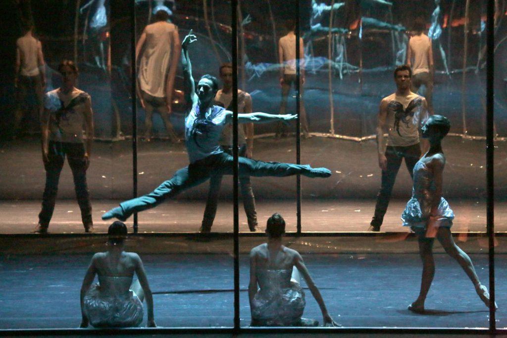 """4. Ensemble, """"Ondine"""" by V.Samodurov, Bolshoi Ballet 2017 © Bolshoi Theatre / D.Yusupov"""