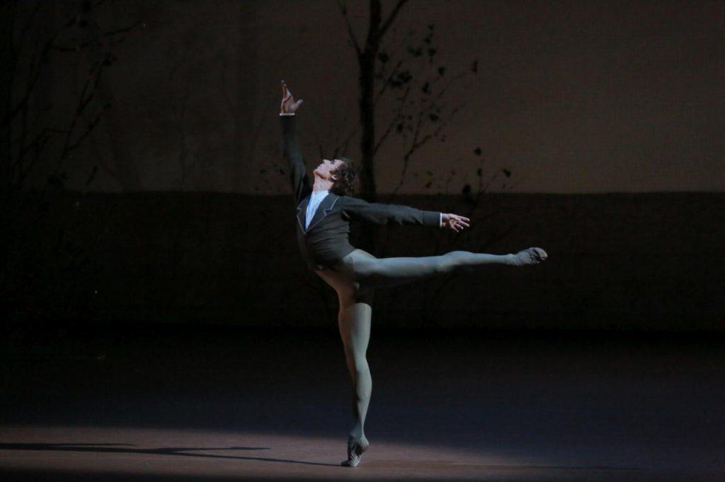 "6. S.Chudin, ""Onegin"" by J.Cranko, Bolshoi Ballet © Bolshoi Theatre / D.Yusupov"